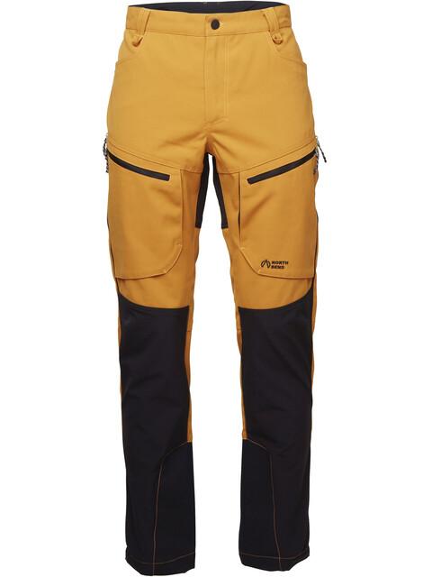 North Bend Trekk lange broek oranje